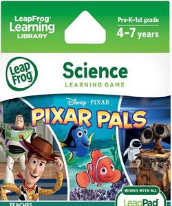 LeapFrog Explorer Game: Disney-Pixar Pals