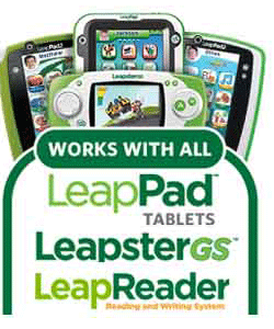 LeapFrog Digital Download Card for Leappad and Leappad 2