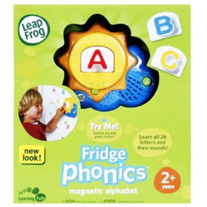 LeapFrog Fridge Phonics Magnetic Alphabet 2+ Years