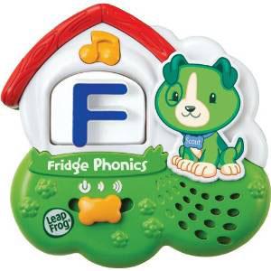 LeapFrog: Fridge Phonics Magnetic Letter Set