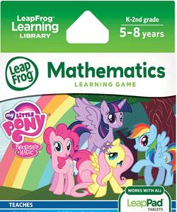 LeapFrog Explorer Game: My Little Pony Friendship Is Magic