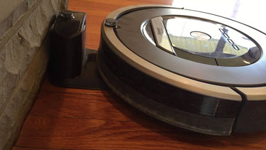 find reasons your roomba wont dock