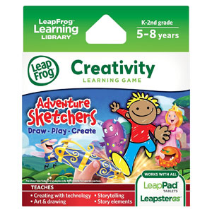 LeapFrog Adventure Sketchers