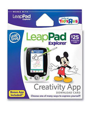 LeapPad Apps Free Download - How?