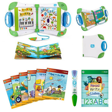 LeapFrog 4-in-1 Reading Learning Kit