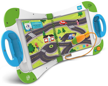 LeapStart Interactive Learning System Green