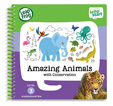 LeapStart Kindergarten Activity Book: Animals